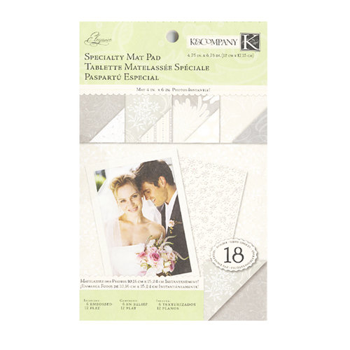 K and Company - Elegance Collection - Specialty Mat Pad