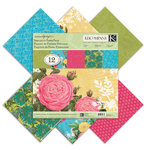 K and Company - Serendipity Collection - 12 x 12 Specialty Paper Pack, CLEARANCE
