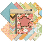 K and Company - Handmade Collection - 12 x 12 Specialty Paper Pad - Garnish