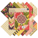 K and Company - Handmade Collection - 12 x 12 Specialty Paper Pad - Lofty Nest