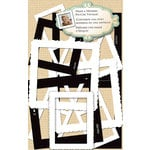 K and Company - Handmade Collection - Die Cut Stickers - Photo Frames, CLEARANCE