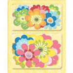 K and Company - Citronella Collection - Layered Accents - Floral, CLEARANCE