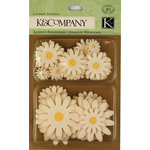 K and Company - Layered Accents with Glitter Accents - Daisy, CLEARANCE