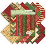 K and Company - Glad Tidings Collection - Christmas - 12 x 12 Designer Paper Pad, CLEARANCE
