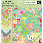 K and Company - Sweet Nectar Collection - 12 x 12 Designer Paper Pad, CLEARANCE