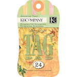 K and Company - Spring Blossom Collection - Tag Pad