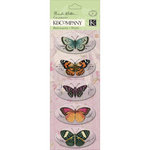 K and Company - Flora and Fauna Collection - Baubles - Butterfly, CLEARANCE
