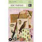K and Company - Flora and Fauna Collection - Ephemera Pack