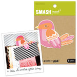 K and Company - SMASH Collection - Book Mark - Birdie