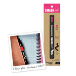 K and Company - SMASH Collection - Pen and Glue Stick - Pink