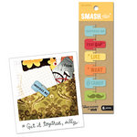 K and Company - SMASH Collection - Paper Clips - Retro