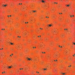 K and Company - Halloween Collection - 12 x 12 Paper - Spider Webs