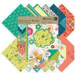 K and Company - Girl Scouts Collection - 12 x 12 Specialty Paper Pad