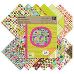 K and Company - Greenhouse Collection - 12 x 12 Specialty Paper Pad