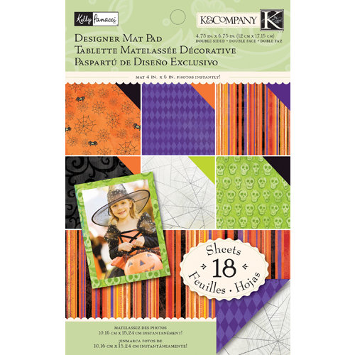K and Company - Halloween Collection - Designer Mat Pad