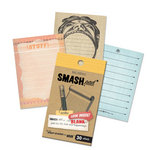 K and Company - SMASH Collection - Journaling Tag Pad - Blank