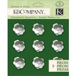 K and Company - Visions of Christmas Collection - Adhesive Gems - Christmas Sequin