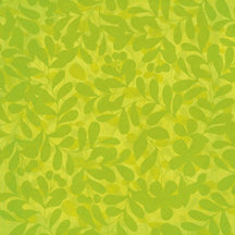 K and Company - Citronella Collection - 12 x 12 Paper - Green Leaves, CLEARANCE