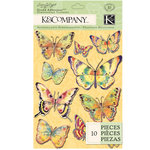 K and Company - Meadow Collection - Grand Adhesions - Butterfly