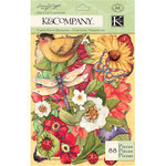 K and Company - Meadow Collection - Die Cut Cardstock Pieces