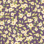 K and Company - Meadow Collection - 12 x 12 Paper - Dogwood