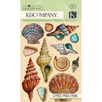 K and Company - Travel Collection - Grand Adhesions - Shell