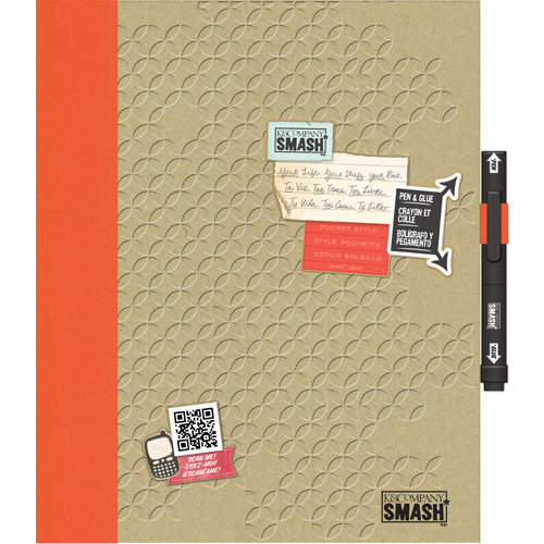 K and Company - SMASH Collection - Journal Book - Pocket