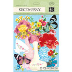 K and Company - Bloomscape Collection - Ephemera Pack