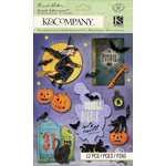 K and Company - Haunted Collection - Halloween - Grand Adhesions - Icons