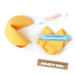 K and Company - SMASH Collection - Fortune Cookie Notes