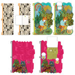K and Company - SMASH Collection - Page Tabs - Dividers - Animal