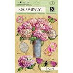 K and Company - Foliage Collection by Tim Coffey - Grand Adhesions - Floral