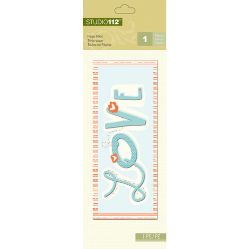 K and Company - Studio 112 Collection - Page Title - Love