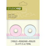 K and Company - Studio 112 Collection - Paper Tape - Stripe