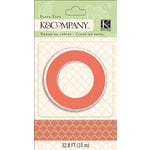 K and Company - Handmade Collection - Adhesive Tape with Foil Accents - Geometric
