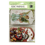 K and Company - Christmas Cheer Collection - Journal Pockets