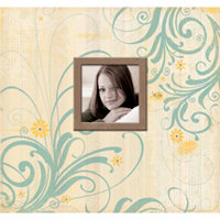 K and Company - Simply K Collection - 12 x 12 Scrapbook Album - Margaret