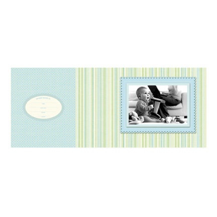 K and Company - Photo Scrap Album - Baby Jake, CLEARANCE