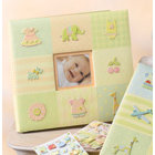 K and Company - 12x12 Scrapbook - Brenda Walton - Small Wonders - Girl