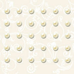 K and Company - Blue Awning Collection - Adhesive Pearls