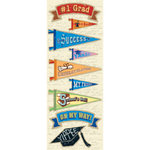 K and Company - Adhesive Chipboard - Peter Horjus Collection - Graduation Penants, CLEARANCE