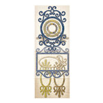 K and Company - Blue Awning Collection - Adhesive Chipboard - Frames, CLEARANCE