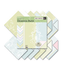 K and Company - Wedding Collection - 12x12 Patterned Cardstock Double Sided Paper Pad