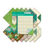 K and Company - Girl Scouts Collection - 12x12 Patterned Cardstock Double Sided Paper Pad