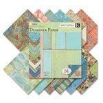 K and Company - Sea Glass Collection - 12x12 Designer Paper Pad