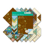K and Company - Brownie Girl Scouts Collection - 12x12 Patterned Cardstock Double Sided Paper Pad