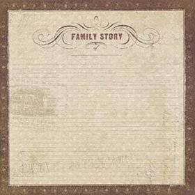 K and Company - Ancestry.com Collection - 12x12 Paper - Family Story