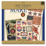 K and Company Paper Kits - Marines