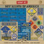 K and Company - Boy Scouts of America - Scrap Kit - Cub Scout