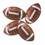 Karen Foster Design - Sports Balls - Adhesive Back - Football